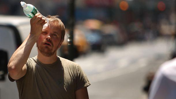 Рекордная жара вследующем году является признаком глобального потепления