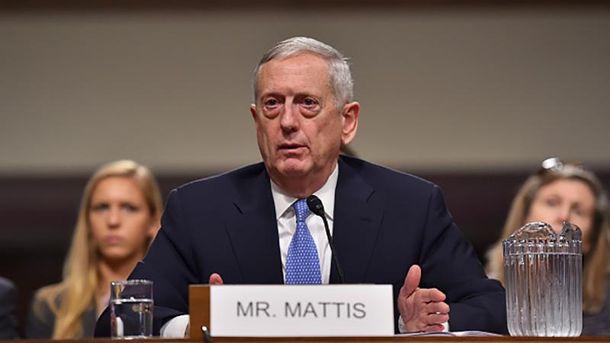Комитет Сената одобрил назначение Маттиса напост руководителя Пентагона