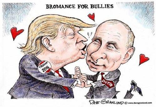 Ніякий Трамп не скасує санкції проти Росії. І ніякі солодкоголосі Пінчуки не допоможуть