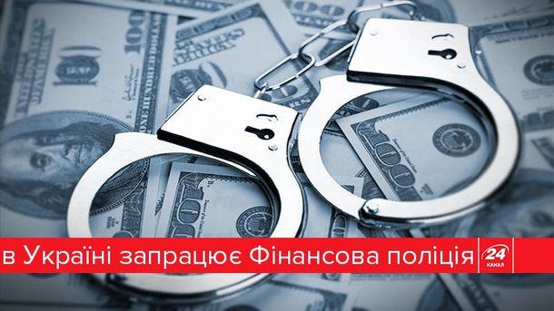 Финансовая полиция в Украине: как это будет работать и чем будет отличаться от предшественников