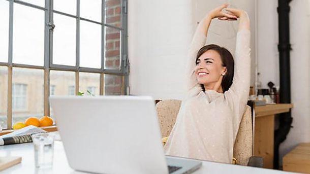 Ефективна розминка, яку можна робити в офісі