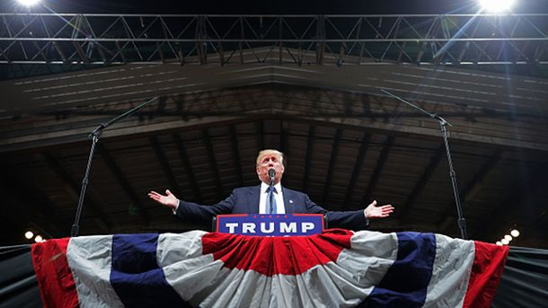 Джордж Сорос назвал Трампа «будущим диктатором»