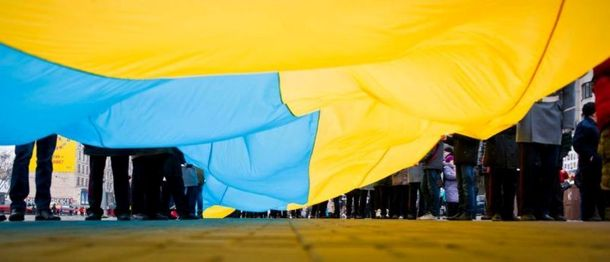 ВКривом Роге чиновники отметили День Соборности Украины