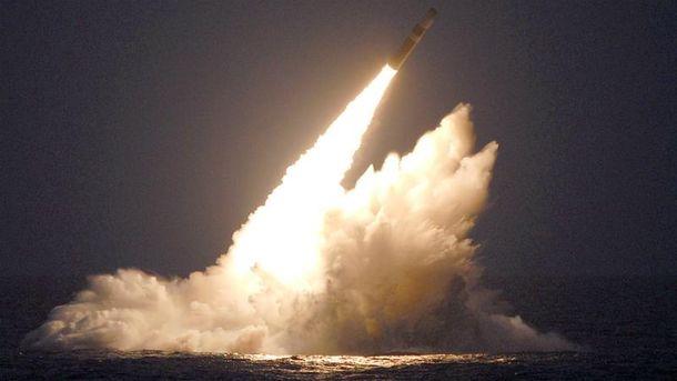 Англия скрыла безуспешное испытание ракеты Trident