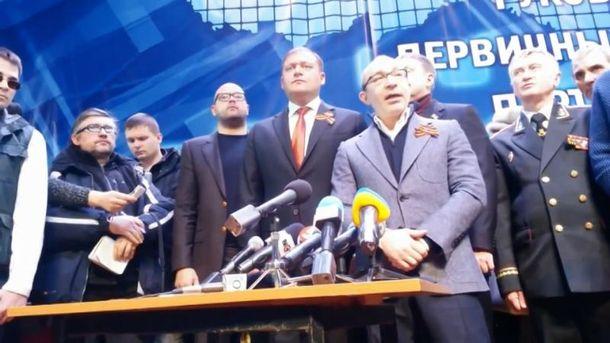 ВПолтаве продолжается суд над мэром Харькова