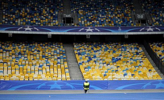 Евро-2012: При реконструкции НСК «Олимпийский» скрыли налогов на5 млн грн