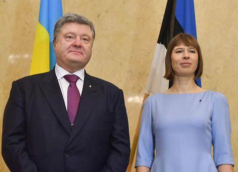 Президент Эстонии: Санкции нужно сохранить довыполнения Минска