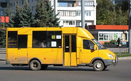 Киевская ОГА потребовала отмаршруточников вернуть прошлую цену проезда