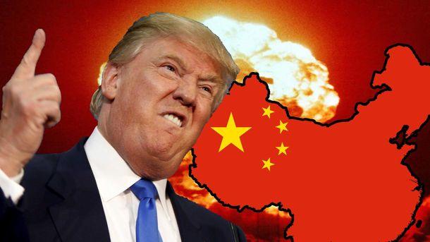 КНР назвал условие для ведения разговора сТрампом