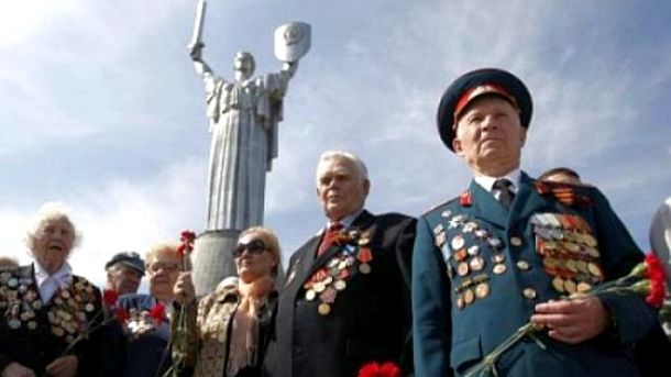 Киев отменит День победы, 8марта и1мая