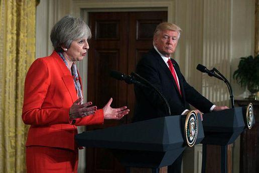Brexit пойдет Англии напользу— Трамп