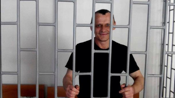 Узник Кремля Николай Карпюк этапирован во«Владимирский централ»