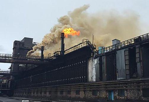 Обстрел Авдеевки: коксохимический завод обесточен