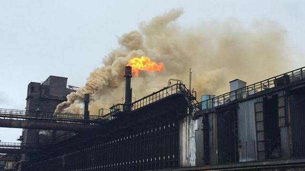 Бои наДонбассе: вАвдеевке закончил работу коксохимический завод