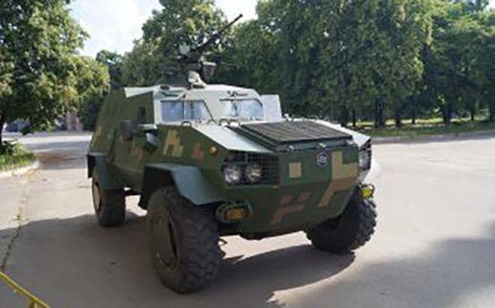 «Укроборонпром» получил заказ напроизводство бронемашин «Дозор» для армии