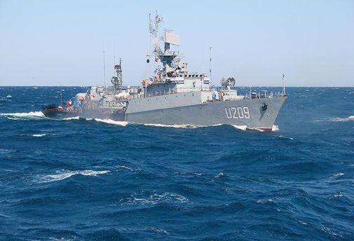 Украина возобновит госпрограмму посозданию нового корвета для ВМС,