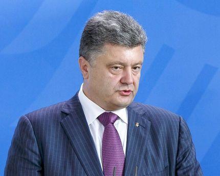 Порошенко призвал Словакию надавить наРФ после обстрела Авдеевки