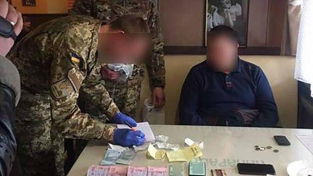 Ассистента народного депутата словили навзятке— ГПУ