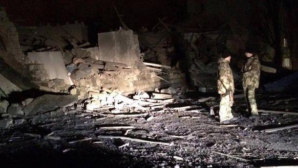 Взрыв в Донецке: журналист обнародовал реальную картину