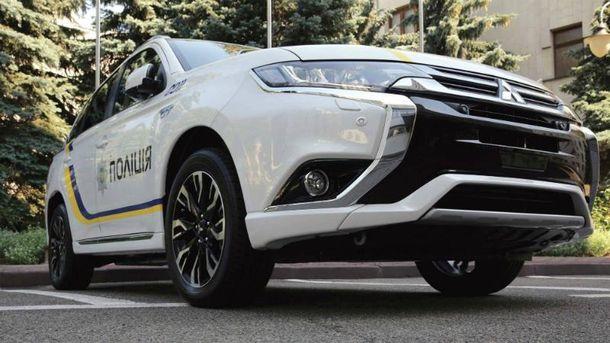 НПУ получила подтверждение оскидках наавтомобили Мицубиши Outlander PHEV,— Аваков
