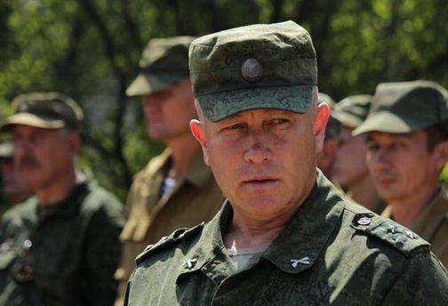 Джип взорвался вцентре Луганска