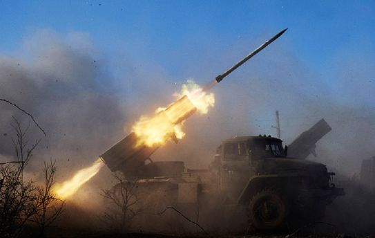 Украинские военные отбили атаку боевиков— Бои вАвдеевке