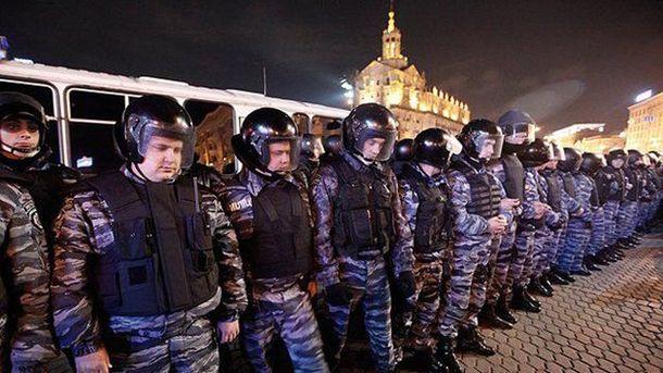 Москва невыдает беркутовцев, так как они жители России — ГПУ
