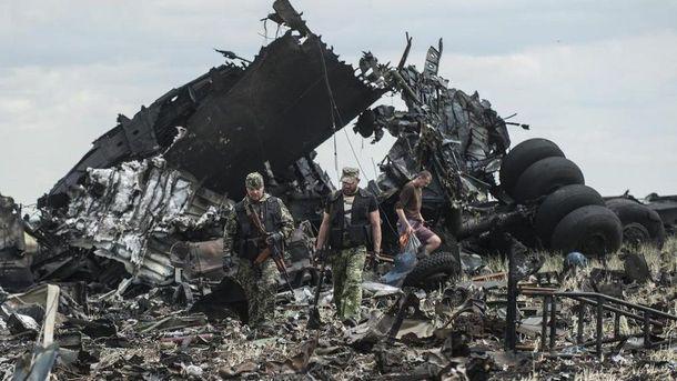 Окончено расследование посбитому Ил-76: переговоры террористов