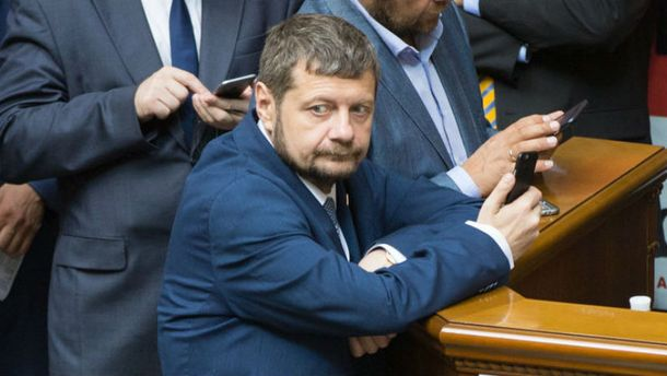 Вприемной Мосийчука проходят обыски— народный депутат