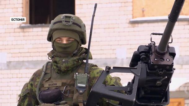 Войска НАТО проведут учения вблизи границы с Россией