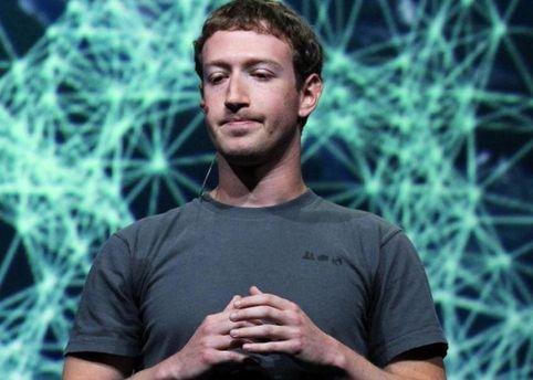Полторы тысячи владельцев акций социальная сеть Facebook хотят исключить Цукерберга изсовета начальников