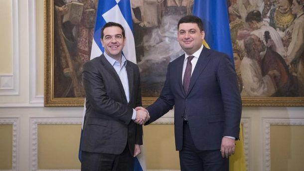 Премьер Греции объявил озаинтересованности вмирном урегулировании конфликта наДонбассе