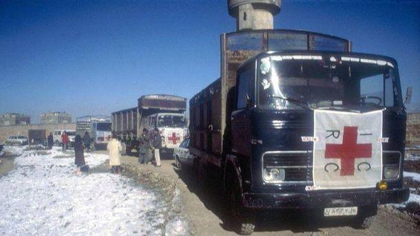 ВАфганистане убили шесть служащих Красного Креста