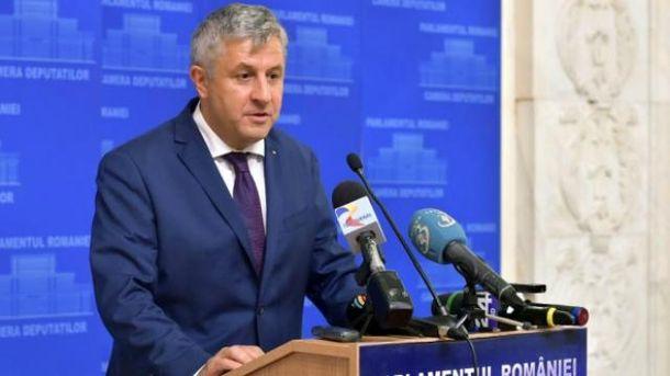 Руководитель Минюста Румынии подал вотставку