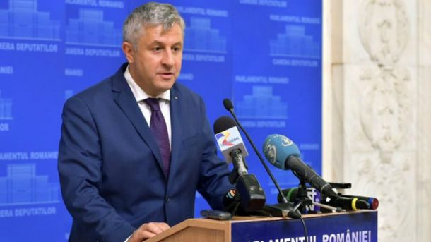 Министр юстиции Румынии ушел вотставку