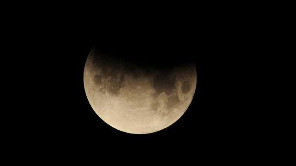 Лунное затмение данной ночью смогут наблюдать верхнепышминцы