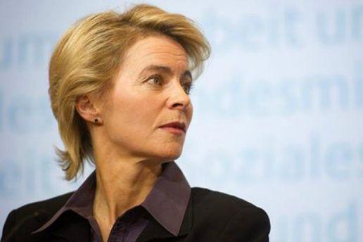 Руководитель минобороны ФРГ сообщила оневозможности решить мировые проблемы без Российской Федерации