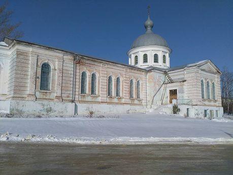 НаХарьковщине громада перешла изМосковского патриархата вКиевский