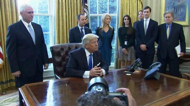 Трамп готовит новый указ озапрете миграции
