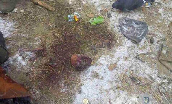 ВДнепре банда молодых людей забила насмерть бомжа