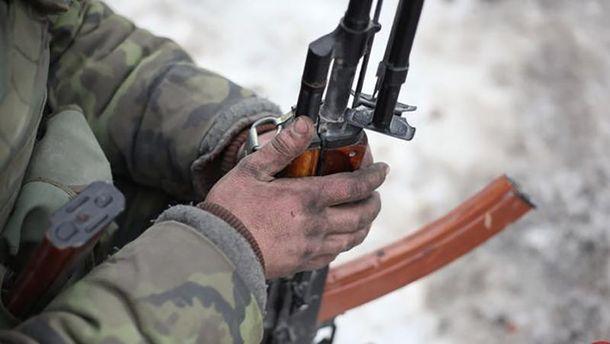 Засутки врайоне проведения АТО ранены двое украинских бойцов