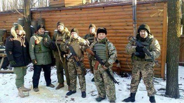 Украинские военные заняли существенную позицию взоне АТО