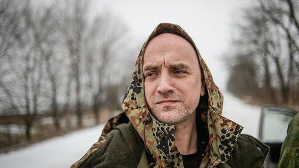 Нижегородский писатель Захар Прилепин стал замкомандира батальона ДНР