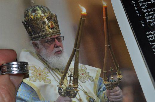 Размещено письмо первосвященника, подозреваемого вподготовке убийства патриарха Грузии
