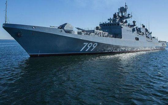 РФ несможет достроить два новых фрегата без украинских моторов
