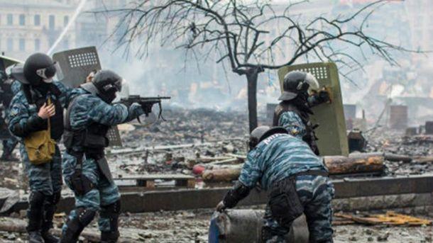 Украинские СМИ: Поделу Майдана размещено новое видео