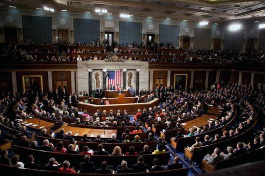 Законодательный проект оконтроле конгресса над санкциями кРФ внесен съезд США
