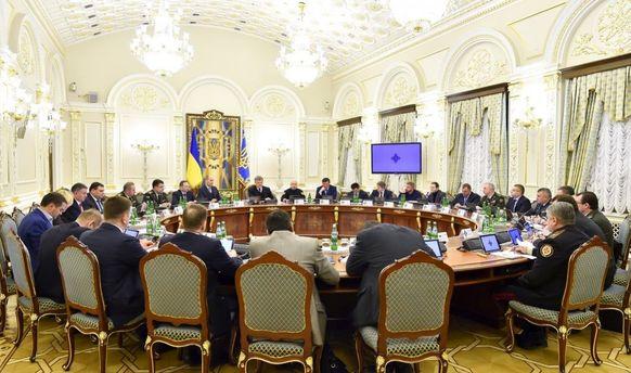 Украина ввела режимЧП из-за блокады поставок угля сДонбасса