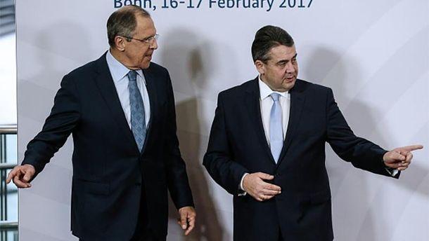 Без РФ нельзя решить ниодин мировой кризис— руководитель МИД Германии