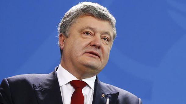 Порошенко пообещал вернуть Донбасс политическим путем